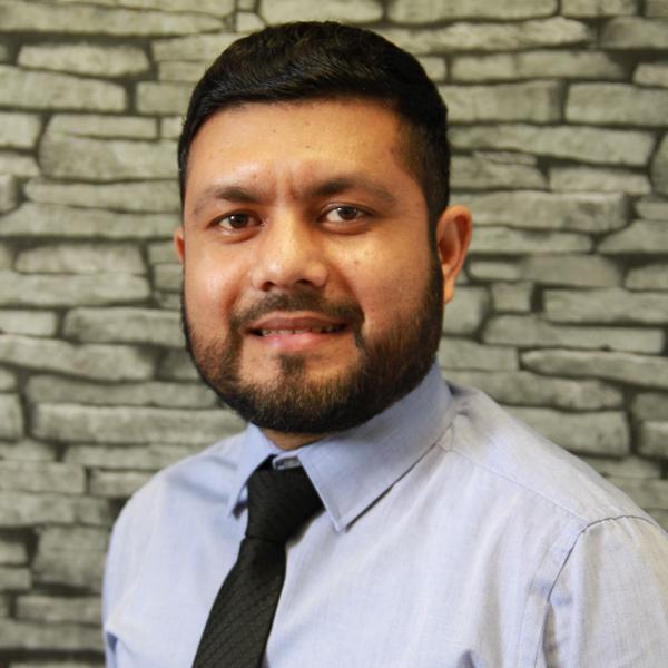 Maruf Hussain